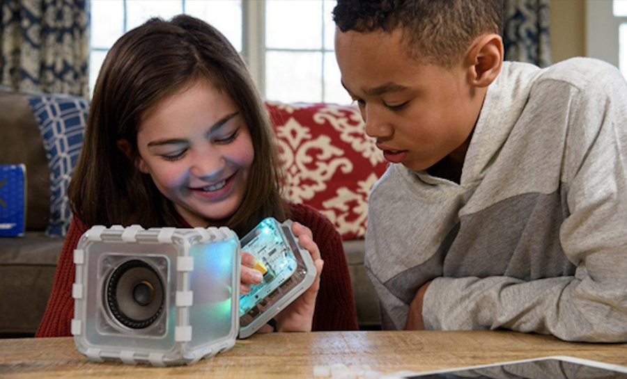 Bose Build Bluetooth speaker for kids